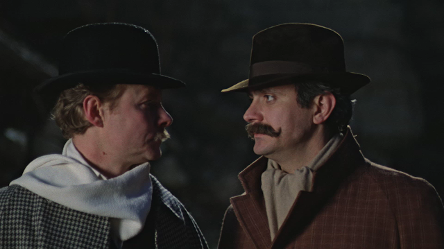 """Фильм """"Приключения Шерлока Холмса и доктора Ватсона: Собака Баскервилей"""" кадры"""