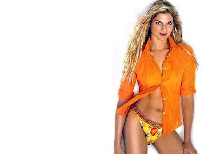 Gabrielle Reece Bikini Wallpaper