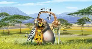 Druhé pokračování animovaných filmů Madagaskar