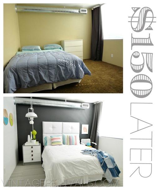 Decoración: Lunes Con Imágenes: Dormitorio Antes Y Después
