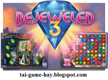 game kim cuong Bejeweled 3