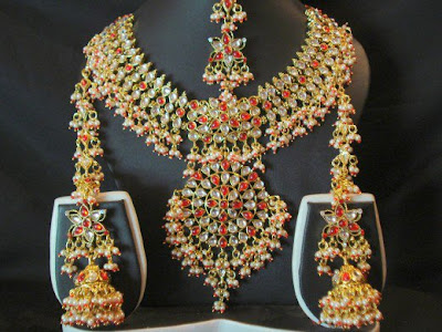 Indian Kundan Jewelry Trends