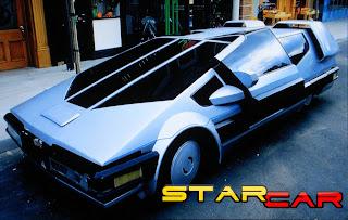 Automóveis do futuro - Star Car