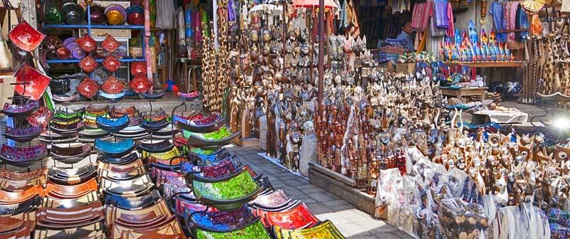 5 Best Art Markets in Bali | Palm Garden Kuta