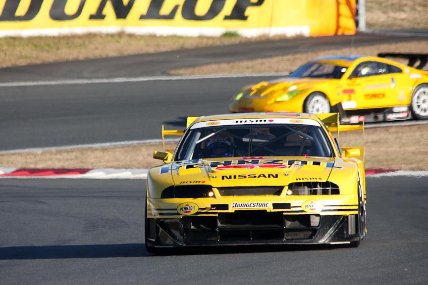 Nissan Skyline R33, japoński sportowy samochód, tuning, JDM, wyścigi