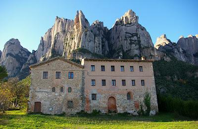 Casa en montaña de Montserrat