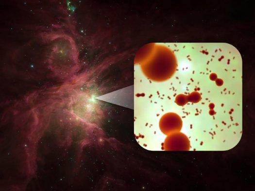 Ahli astronomi dakwa temui oksigen di angkasalepas