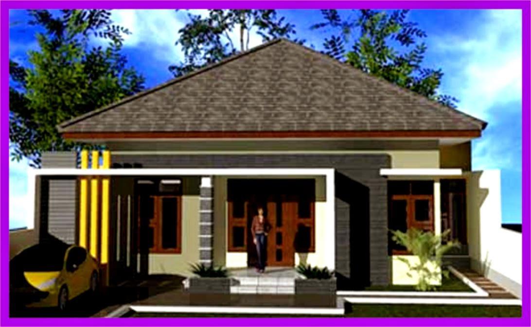 Model Rumah Idaman Satu Lantai  Desain Rumah Minimalis   Desain