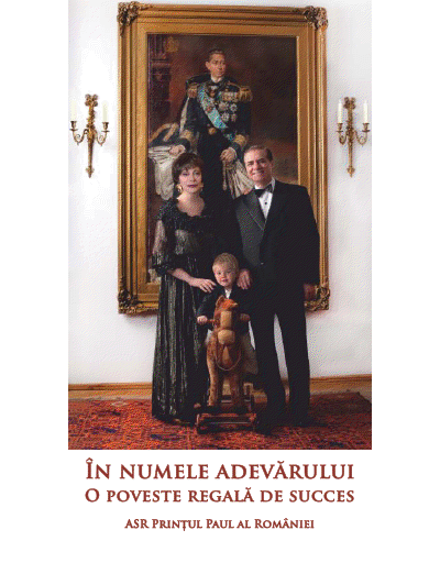 Broșura Familiei Regale