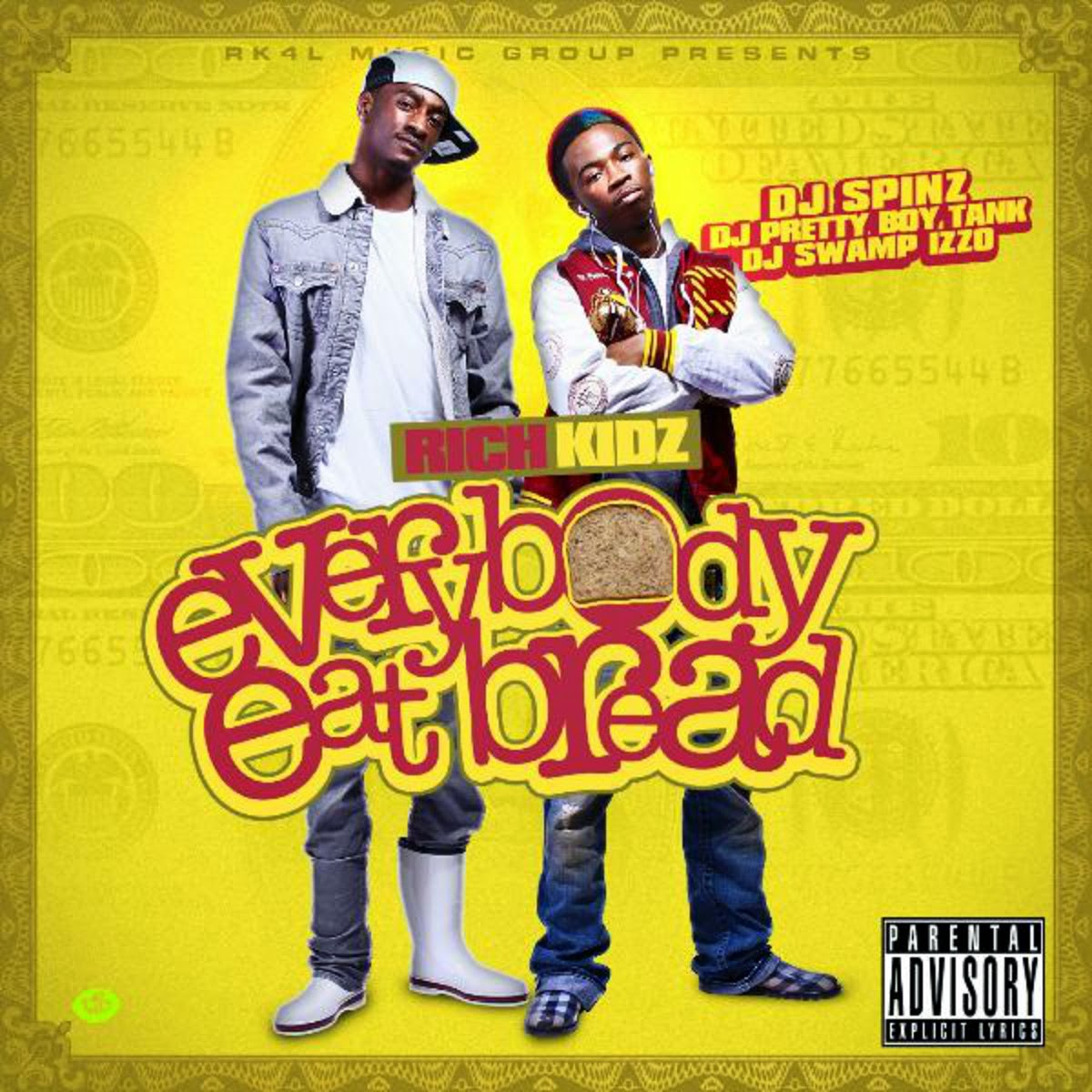 Rich Kidz - Everybody Eat Bread Cover