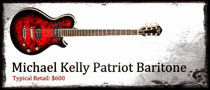 Michael Kelly Patriot Baritone