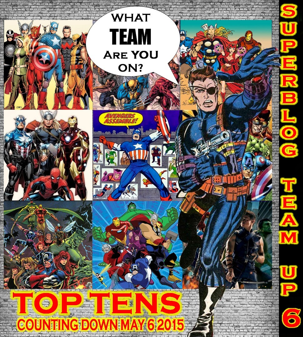 Super Blog Team-Up #6 Was May 6th!