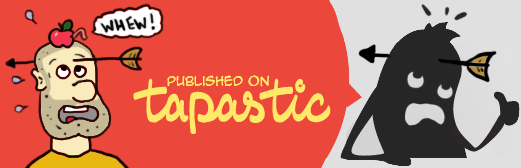 Rogue Symmetry is happy to be on Tapastic!