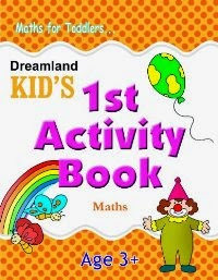 1st Activity Book - Maths (Kid's Activity Books) at Rs. 57 at amazon.in