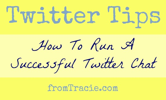 Twitter Tip: How To Run A Successful Twitter Chat