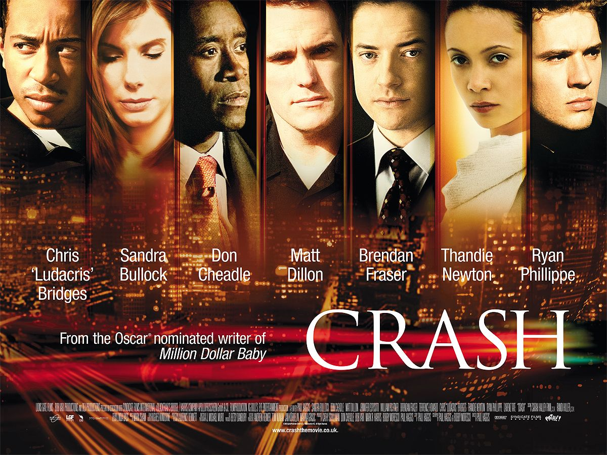 la crash movie analysis Information on crash, including synopsis, key stage, subject and related resources.