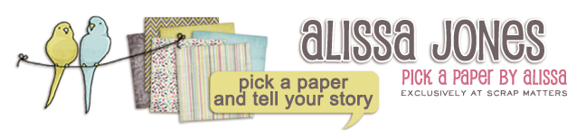 PICK  A  PAPER  by Alissa
