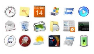 Gadgets y Widgets