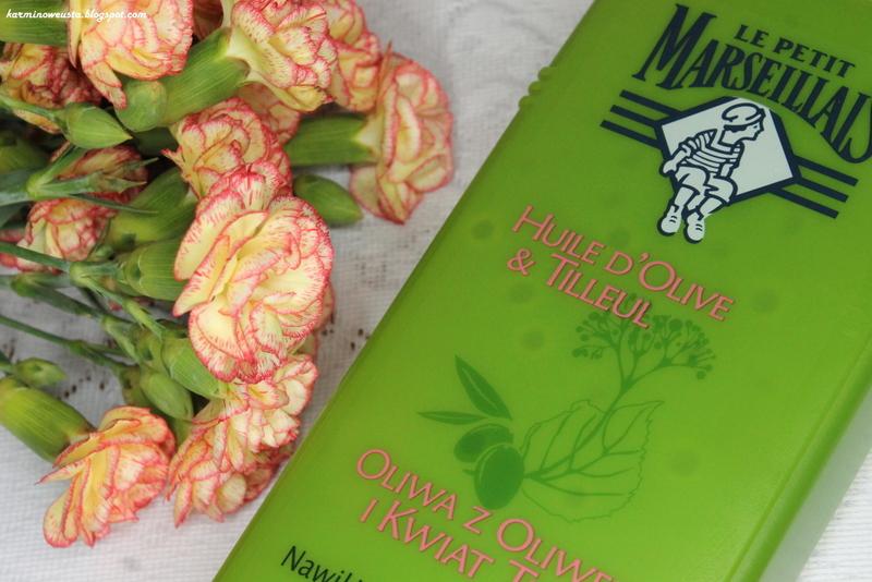 Le Petit Marseillais delikatny żel pod prysznic i do kąpieli Oliwa z oliwek i kwiat tilii