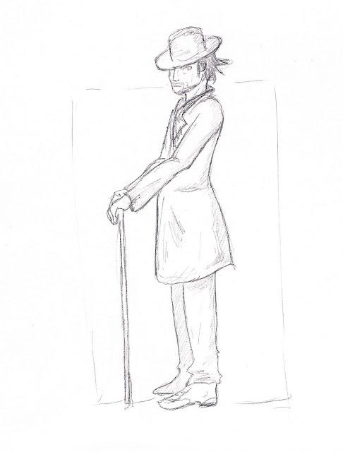 Cyrus dessin