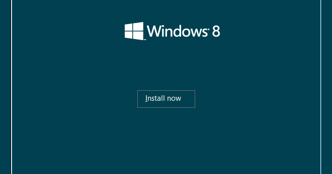 Cara Install Windows 8 via USB FLASHDISK ~ Love South Sumatra