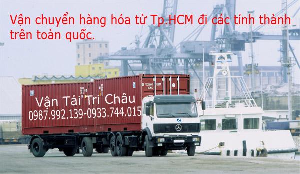 Hoạt động của Công ty vận tải Tri Châu