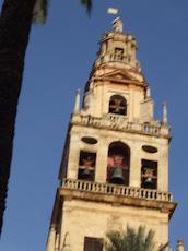 Remate renacentista de la torre-alminar de la mezquita-catedral