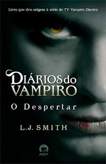 Capa-do-livro-Diários-do-Vampiro-O-Despertar-autora-L-J-Smith