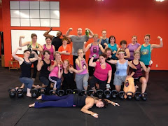 Fawn Friday&#39;s Kettlebellers 2012