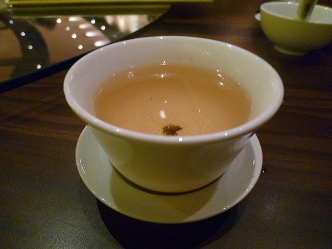 El té de jazmín