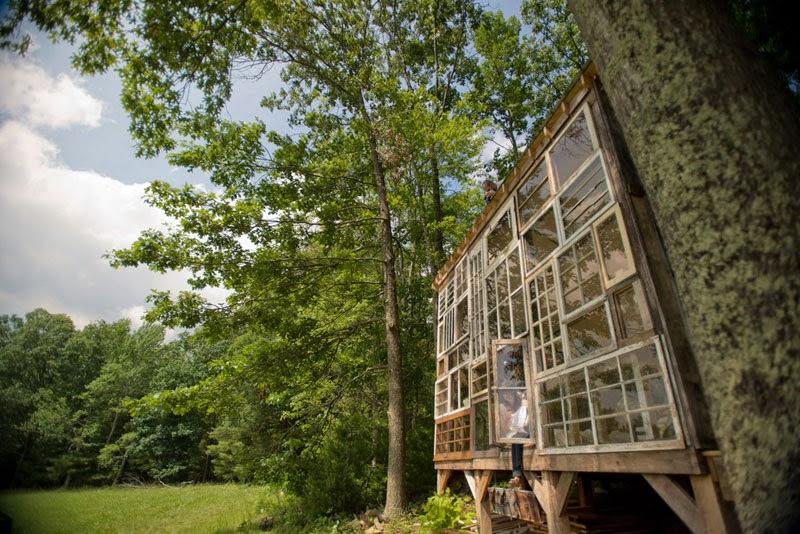 Cómo construir tu propia cabaña