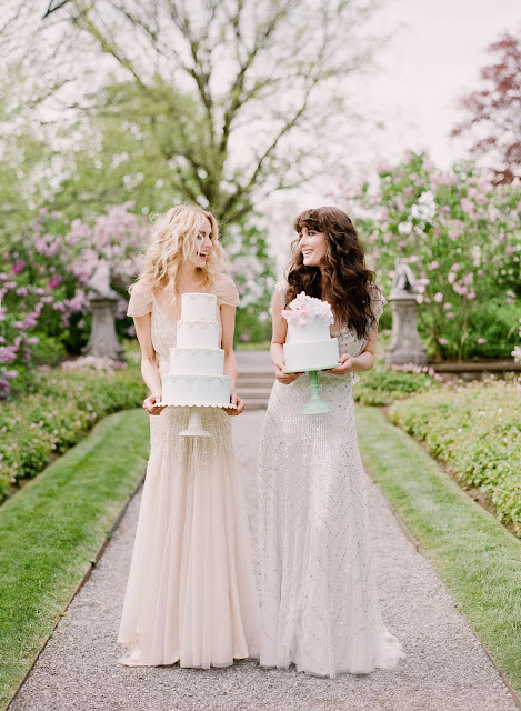 Ana+parzych+custom+cakes+wedding+cakes+nyc+ny+ct+spring+ombre