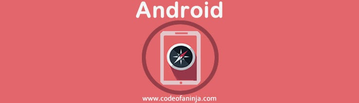android compass code example tutorial