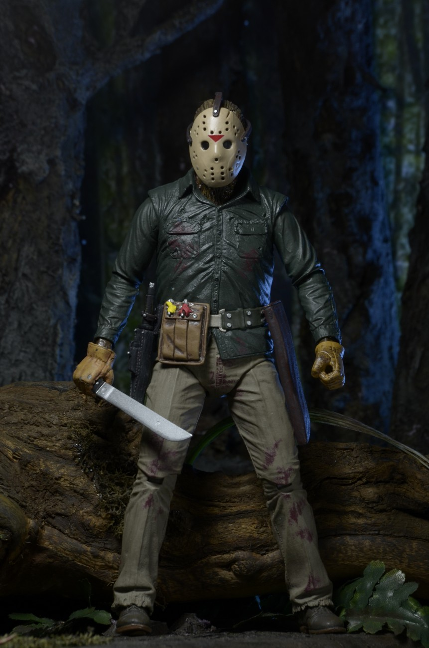 """NECA unveils new figures about Horror Icons: """"Ultimate Jason"""" from ..."""
