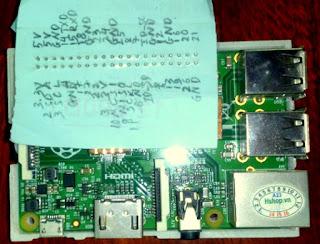 [Raspberry] Pin GPIO trên Raspberry