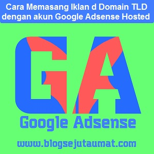 Cara Paling Mudah Memasang Iklan Adsense Hosted di blog domain TLD Dengan Google DFP