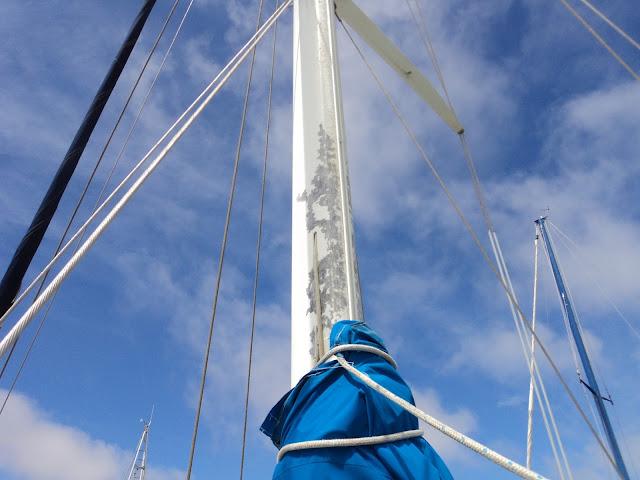 mast painting