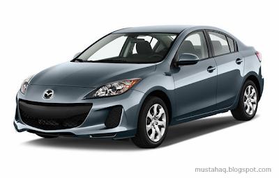 2013 Mazda 3 Owners Manual