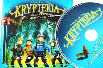 Kinder-Hörbuch Krypteria