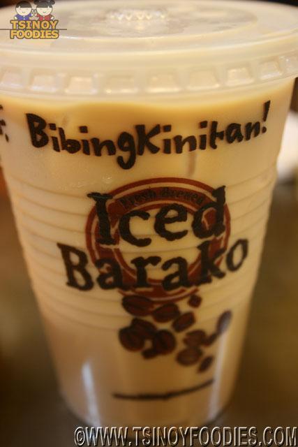 iced barako