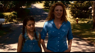 Madeline Carroll and Virginia Madsen