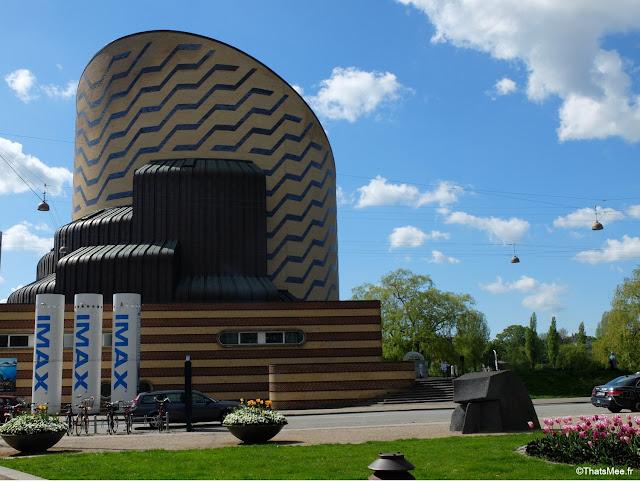 imax planétarium tycho brahe Copenhague