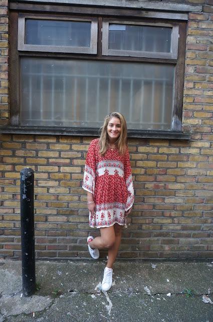 chloeschlothes - porter en robe boohoo