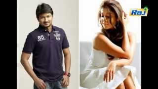In 'Idhu Kathirvelan Kadhal' Film Nayantara Plays Together With Udhayanidhi