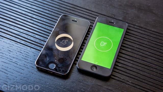 iphone 5s - giroscopio
