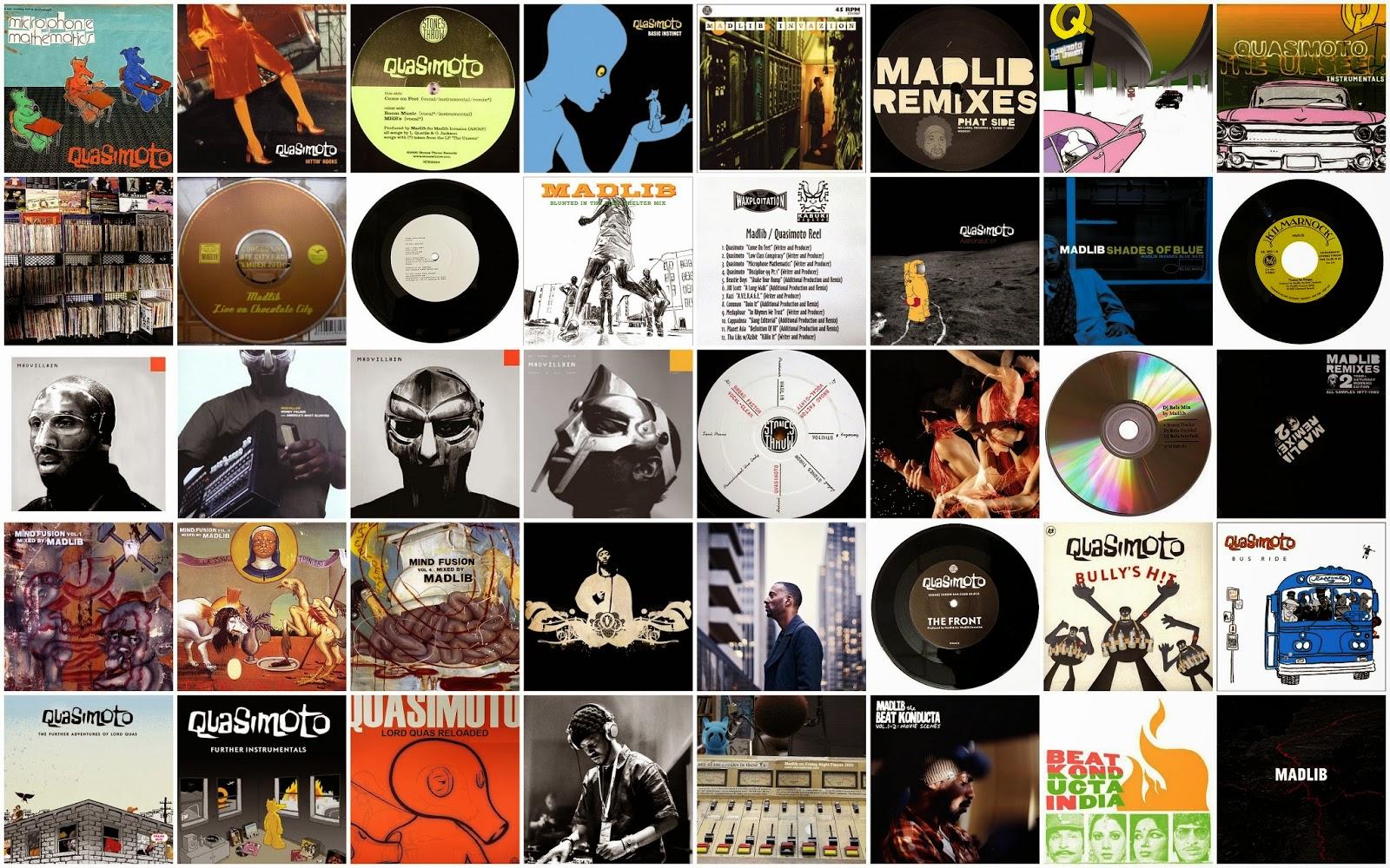 Madlib discografa mediafire mega 1999 2017 producto ilcito martes 16 de agosto de 2016 malvernweather Images