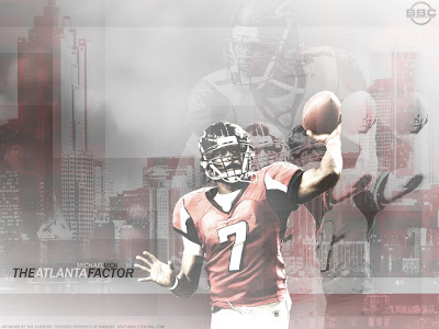 Vick Michael wallpaper, Falcons wallpaper