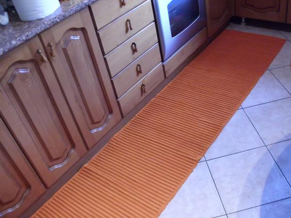 tappeti cucina cotone