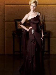 Vestidos Asimetricos, Madre de la Novia
