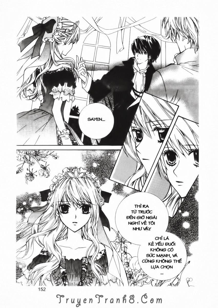 A Kiss For My Prince - Nụ Hôn Hoàng Tử Chapter 27 - Trang 16